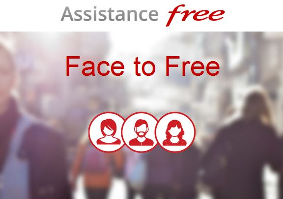 Visioconférence Face to Free